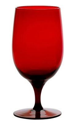 443ml Gala Ruby Wine Goblet