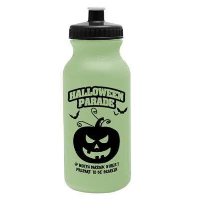 590ml Glow In The Dark Bottle