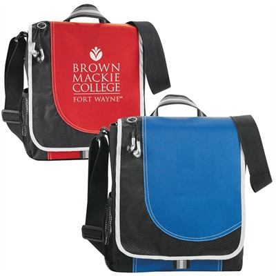 Branded Messenger Bag