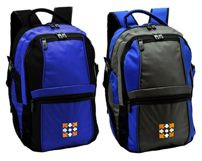 Jumbo Shoulder Backpack