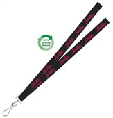 19mm Woven Polyester Lanyard
