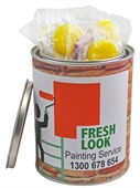 200gm Lollipops 1000ml Paint Tin