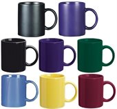 300ml Coloured Mug