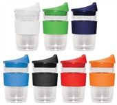 Glass Travel Mugs