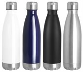 500ml Stainless Steel Double Walled Bottle