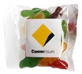 50gm Jelly Babies Cello Bag