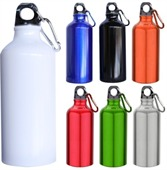 600ml Cheap Aluminium Drink Bottle