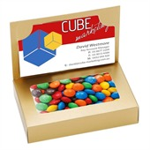 70gm M&Ms Business Card Box