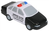American Police Car