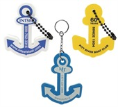 Anchor Floating Keyring