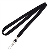 Unprinted Lanyards