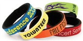 Neoprene Wristbands