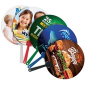 Cheap Plastic Hand Fan