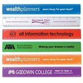 Coloured Office Ruler
