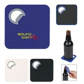 Combo Bottle Opener And Drink Coaster