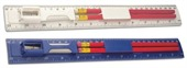 Combo Plastic Ruler Pack