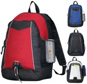 Contrast Basic Back Packs