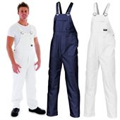 Cotton Drill Bib and Brace Overall