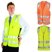 Day And Night Side Panel Safety Vest