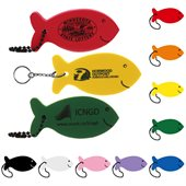 Fish Floating Keyring