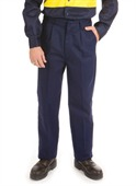 Flame Retardant Cotton Drill Trousers