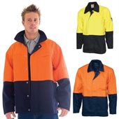 Flame Retardant Two Tone Drill Welders Jacket
