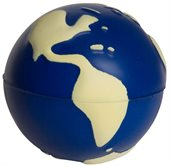 Glow In The Dark Earth Stress Ball