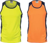 HiVis Cool-Breathe Action Singlet