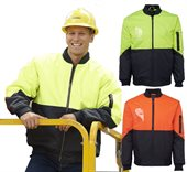 HiVis Day Night Flying Jacket