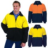 HiVis Two Tone Bluey Jacket