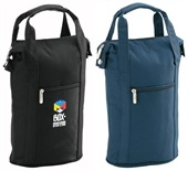 Insulated Two Bottle Cooler Bag