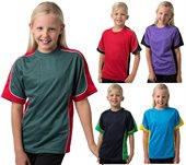 Kids Moisture Wicking Tee Shirt