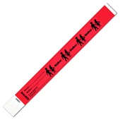 Kids Safety Tyvek Wristband