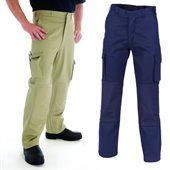 Knee Patches Cargo Pants