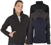 Ladies Layer Soft Shell Jacket