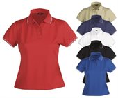 Ladies Light Weight Cool Dry Polo
