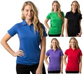 Ladies Sporty Cool Dry Polo Shirt