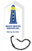 Lighthouse Floating Keyring