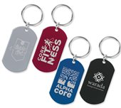 Low Cost Engraved Keyring