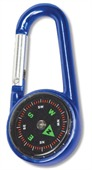 Outdoor Compass Keyring