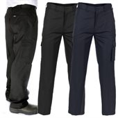 Permanent Press Cargo Trousers