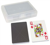 Playing Card With Case