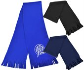 Polar Fleece Scarf With Tassle