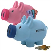 Priscilla Piggy Bank