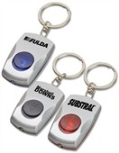 Promotional Button Key Tag Torch
