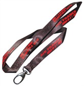 Promotional Satin Lanyard