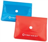 PVC Pouch First Aid Kit