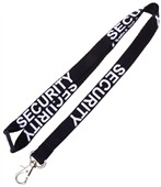 Security Printed Lanyard