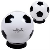 Soccer Ball Coin Bank