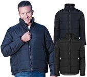 Thick Poly Fill Jacket